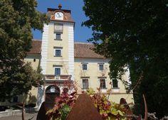 Hintereingang Hotel Schloss Weikersdorf Residenz & Spa