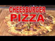 Bacon Cheeseburger Pizza recipe - YouTube