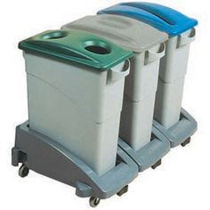 Recycle Bins For Home Beauteous Recycling Containers For Home With Triple Chrome Recycling Bins Review