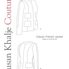 The Classic French Jacket Pattern