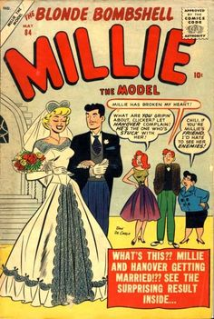 Cover for Millie the Model Comics (Marvel, 1945 series) #84