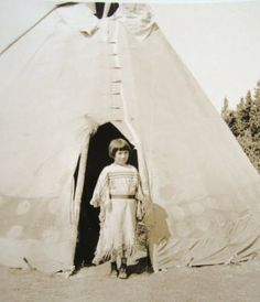 Blackfoot Girl