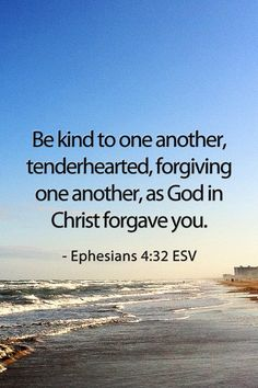 "Notice how the Holy Scripture says God ""in Christ"" has forgiven you. Jesus IS the only way to forgiveness. Bible Scriptures, Bible Quotes, Faith Bible, Scripture Verses, Gospel Quotes, La Sainte Bible, Bibel Journal, Ephesians 4, Eph 3"