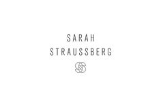 Sarah Straussberg branding by Stevie Wilcox Meaningful Gifts, Contemporary Jewellery, Somerset, Visual Identity, Handcrafted Jewelry, How To Memorize Things, Typography, Branding, Feelings
