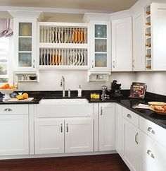 Sink Styles For Country Kitchen : ... on Pinterest Living spaces, Kitchen cabinet organization and Glaze