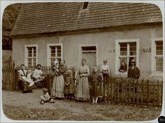 Eine Familie in Rummelsburg in Pommern, Miastko - Pomorze um 1910 Hinterpommern | Flickr - Photo Sharing!