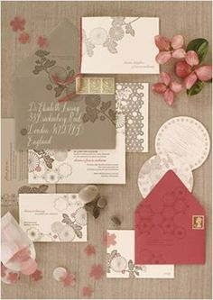 The Perfect Palette: {Rustic Romance}: Dusty Rose, Chocolate, Taupe, Camel + White