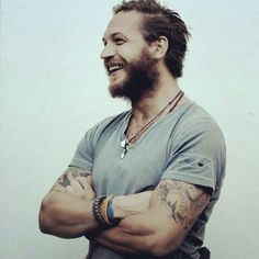 Tom Hardy take me. Take me now. Im all yours