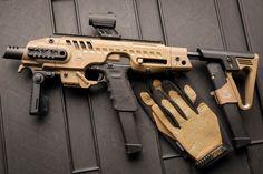 Glock Roni G2 Pistol-Carbine Conversion Kit