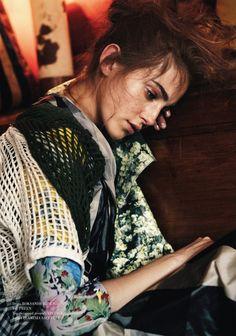 Romance is Everything | Camilla | Toby Knott #photography | Glass Magazine