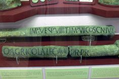 roman lead pipes - Google Search Winged Victory Of Samothrace, Ready For Marriage, Sunken City, Rome City, Egyptian Mummies, Roman Era, Water Drawing, Metal Pipe, Ceramic Jars