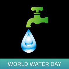 Water Drop Vector, Water Background, Ocean Day, World Water Day, Water Tap, Oceans Of The World, Smart Water, Background Templates, Water Drops