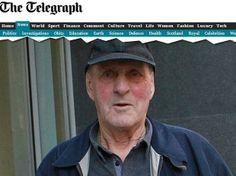 A CARA DE VITÓRIA: Cara de sorte:  Britânica de 98 anos deixa fortuna...
