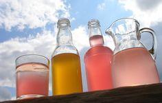 Květinové limonády - napijte se letních vůní