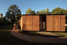 Pavilhão Experimental de Tijolos,© Gustavo Sosa Pinilla