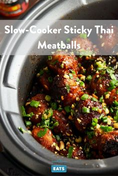 Slow-cooked sauce and quick-cooked meatballs are the perfect combo.