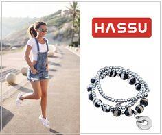 """O must have da HASSU para as tuas férias!!! ☼  Pulseira """"Debbie"""" da HASSU http://ha.ssu.pt/?2a641e"""