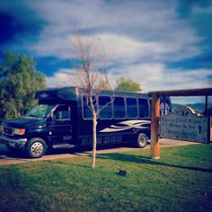 Sunday Funday birthday party bus transportation service to South Coast Winery for wine tasting from Orange County, CA, call #SerpentineLimo at 714.724.3321 or 877.546.6818 for great Temecula Wine Tasting party bus limousine rental deals and weekly specials or click www.serpentinelimo.com for fleet details!