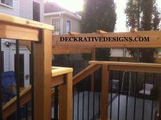 Calgary Deck Builders Photo:  This Photo was uploaded by Deckrative_Designs. Find other Calgary Deck Builders pictures and photos or upload your own with...