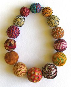 Image detail for -Ford/Forlano, Big Bead Necklace