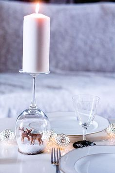 Petite flamme Noel Christmas, Christmas Is Coming, Christmas Ideas, Creations, Holidays, Rose, Tips, Beauty, Decorated Bottles