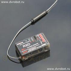 Приемник #Radiolink #R9D