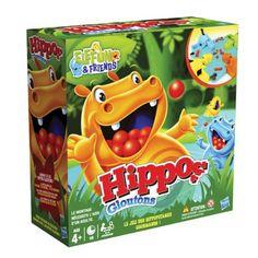 Hasbro – 989361010 – Jeu de Société – Hippos Gloutons | Your #1 Source for Toys and Games