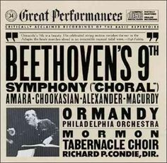 Disc 1: Symphony No. 9 In D Minor, Op. 125 ('Choral'): I - Allegro ma non…