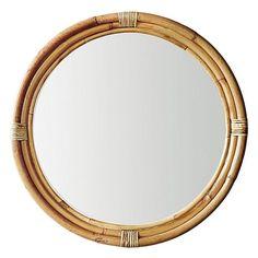Montara Mirror - Natural by Serena & Lily