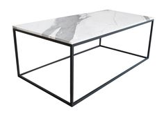 Bespoke Statuary Marble Cocktail Table. $985.00, via Etsy.