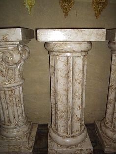 pilastra grega - Google Search Flute, Vase, Google, Home Decor, Greek, Places To Visit, Flutes, Interior Design, Vases