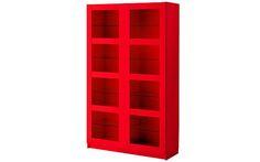 bookcase with doors ikea | Door Designs Plans