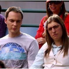 Sheldon - The Big Bang Theory Big Bang Theory Series, Sheldon Amy, Chuck Lorre, The Bigbang Theory, Amy Farrah Fowler, Mayim Bialik, Jim Parsons, Female Friends, You Funny
