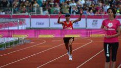 Los peruanos dominan en la edición XXXI del Maratón de la Ciudad de México