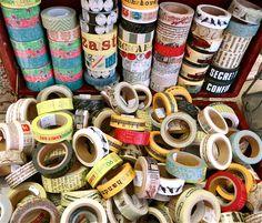 Washi paper tape love...