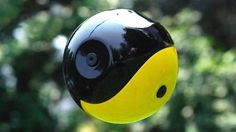 Throwable Camera Prototype Takes Stunning Pictures Of Everything While In Flight - OhGizmo!