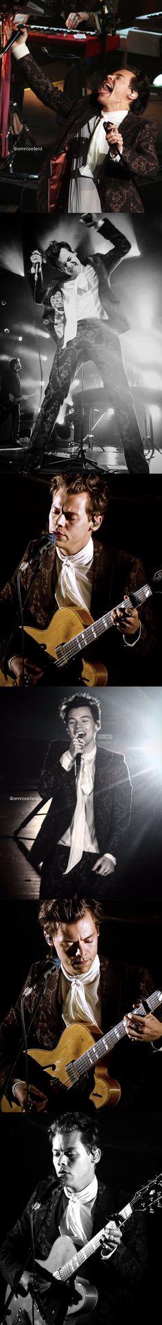 Harry Styles |  Ryman Auditorium Nashville, TN 9.25.17 | emrosefeld |