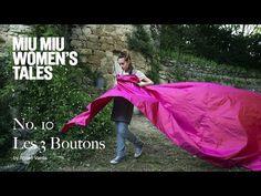 """Les 3 Boutons"" Miu Miu Women's Tales por Agnès Varda – Pupa Magazine Agnes Varda, 14 Year Old Girl, Art Fund, The Blonde Salad, Perfect World, Miu Miu, Dog Days, 3 D, Aurora Sleeping Beauty"