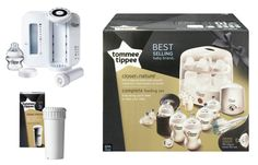 Tommee Tippee Closer to Nature Bundle Kit - White