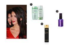 The secret to Amal Alamuddin's Shiny Hair!