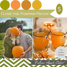 some of my favorite fall things... http://www.theperfectpalette.com/2012/10/fall-favorites-part-2.html
