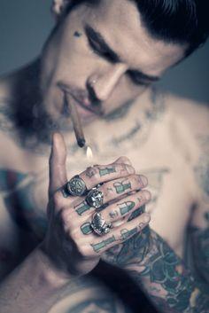 #inked #ink #tattoos #tattoo #jackgallowtree #inkedguys #tattooedboys #malemodel