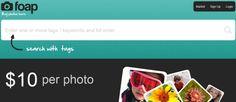 Foap, otro servicio de compra y venta de fotografías realizadas con el móvil  http://www.genbeta.com/p/69535