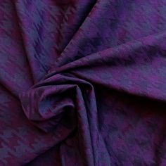 Didymos Audrey Viola Petrol Woven Wrap – Purple Elm Baby (Pretty, but these are expensive to lust after! Woven Wrap, Baby Wraps, Baby Wearing, Houndstooth, Fabric, Baby Carriers, Newborns, Lust, Toddlers