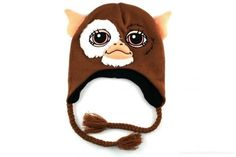 Gizmo is so cute. Now you can wear him on your head!