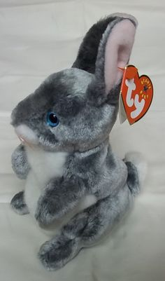 fa2d0c902be Ty Beanie Babies Hopper the Bunny -- Used