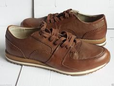 #VINCE CAMUTO men size 8.5 brown leather casual shoes visit our ebay store at  http://stores.ebay.com/esquirestore