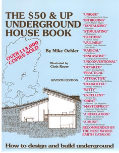 The $50.00 and Up Underground House Book