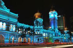 메르데카광장, 술탄압둘샤마드 빌딩