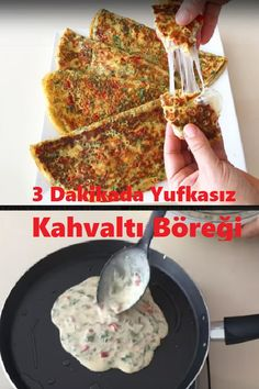Kids Meals, Easy Meals, Turkish Recipes, Ethnic Recipes, Pizza Pastry, Good Food, Yummy Food, Avocado Recipes, Bon Appetit